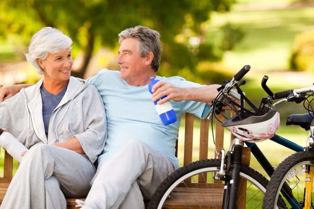 Спорт на старости лет улучшает здоровье