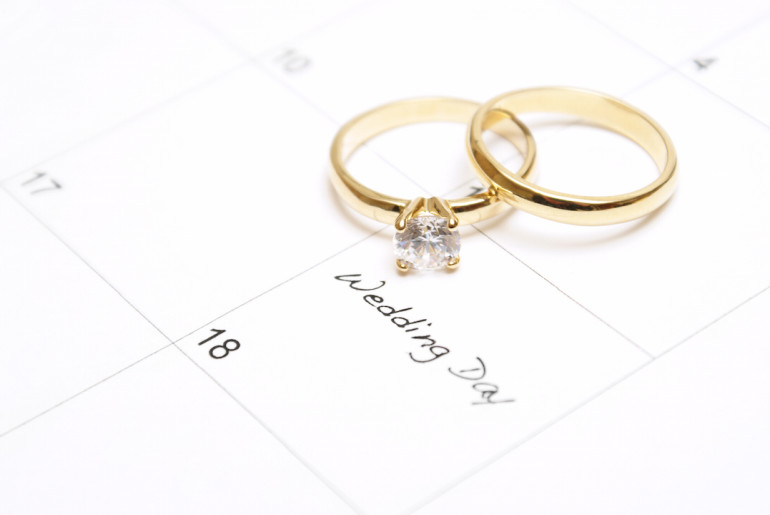 Wedding planning for less.