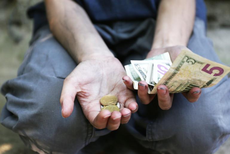 Financial case for gratitude.