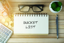 5 Steps to Achieve Anything from Your Bucket List | SelectQuote Blog