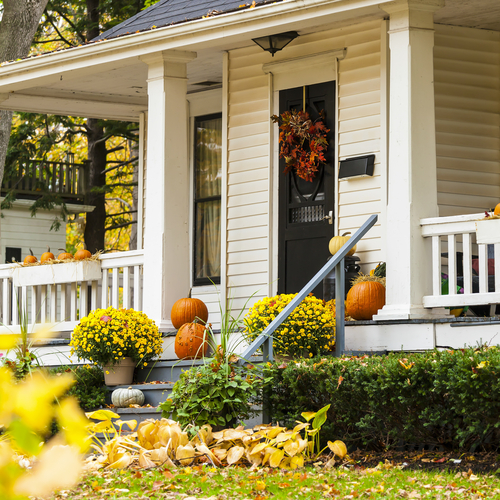 Buying a House in Fall
