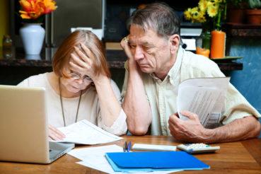 Debt at Retirement