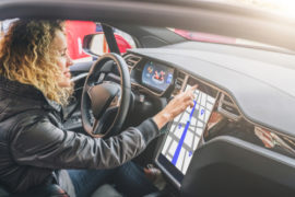 High-tech car features - worth the price?