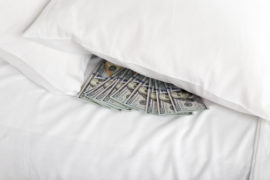 If earning money while you sleep sounds good, learn about passive income.