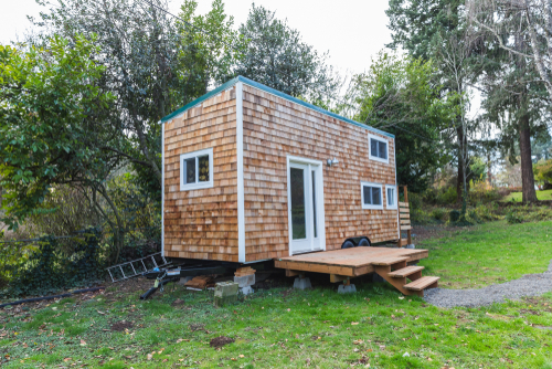 Insuring your tiny house with SelectQuote