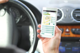 SelectQuote helps you understand how insurance works with car sharing apps