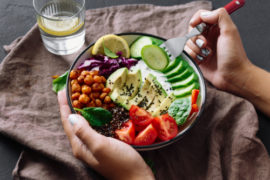 SelectQuote shares why healthy eating at home is the perfect way to save money for life insurance.