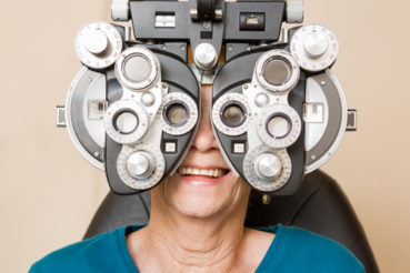 SelectQuote explains vision coverage options on Medicare