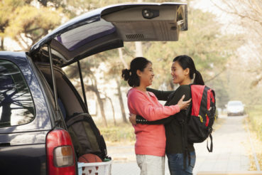 SelectQuote explains if it's worth keeping your college kid on car insurance polidy