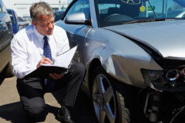 SelectQuote provides the steps to filing a car insurance claim